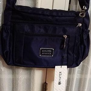 Soyater 100% Nylon crossbody tote/purse